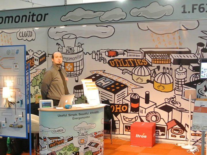 Mystery of Smart Metering at EUW, Amsterdam